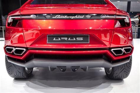 Lamborghini Suv 2014 Lamborghini Suv Urus Expected To Arrive In 2017