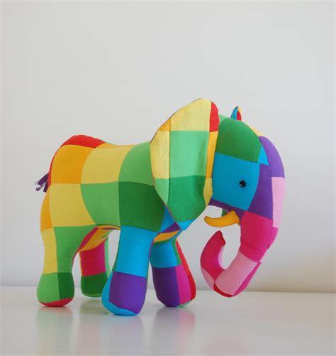 Elephant Patchwork - patchwork elephant whileshenaps
