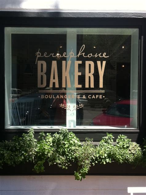 cafe design font delight by design new kid on the block persephone bakery