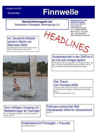 F R L A Olympia 071 6bb print finnwelle dezember 2002 by michael kaestner issuu