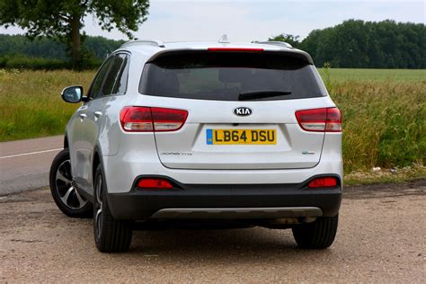 How Much Can A Kia Sorento Tow Kia Sorento Estate Review 2015 Parkers