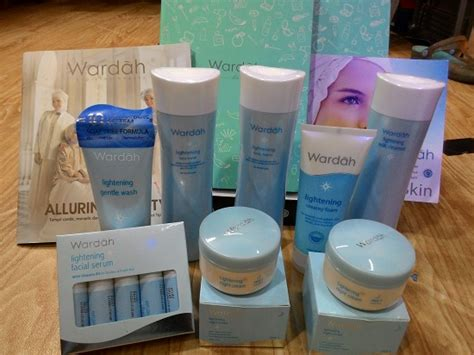 Makeup Wardah Lightening Series produk wardah lightening series untuk kulit berminyak wow