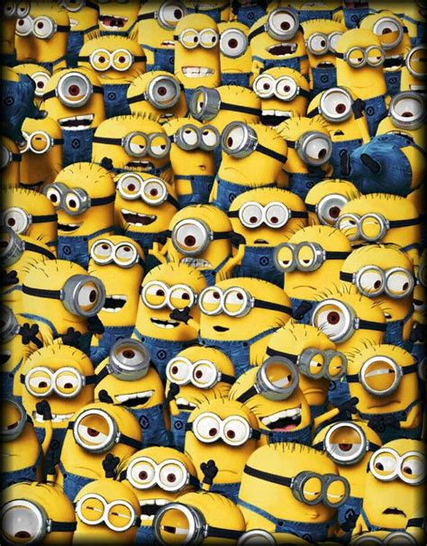 wallpaper minions cool minion background backgrounds cool designs pinterest