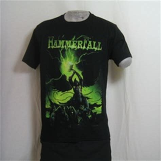 T Shirt Hammerfall band t shirts hammerfall basta streetwear punkers