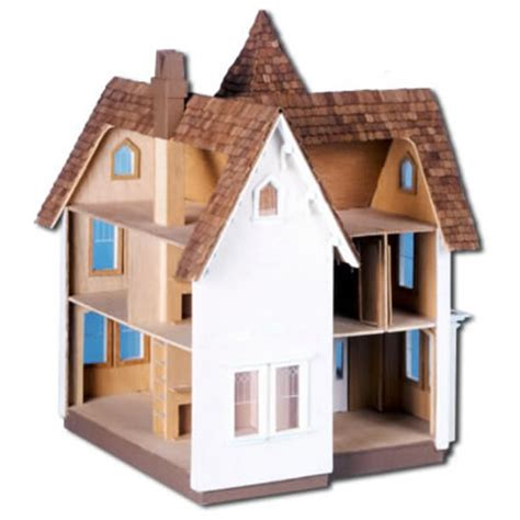 greenleaf doll houses fairfield dollhouse kit