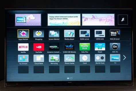 panasonic  tv firmware update   netflix streming