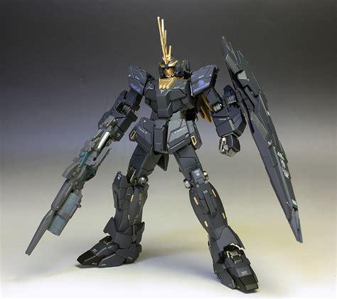 hguc 1 144 rx 0 unicorn gundam 02 banshee norn unicorn mode improved painted build