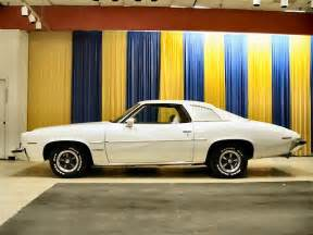 73 Pontiac Lemans Sport Coupe For Sale Pontiac Lemans Sport Coupe 1973 Lemans