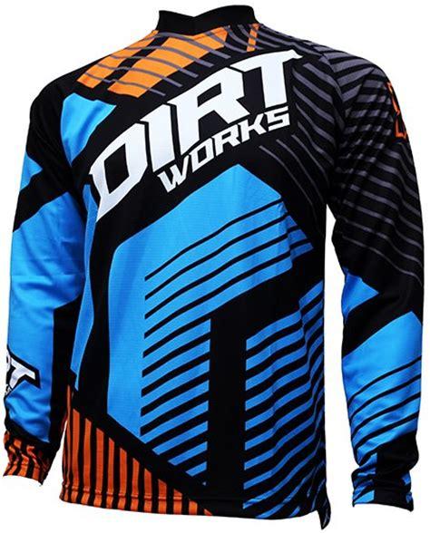 Kaos Gunung Ciremai Orange L jersey sepeda dirtworks armor orange biru jual baju