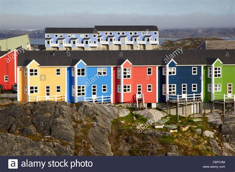 houses in greenland houses nuuk greenland stock photo royalty free image 41674408 alamy