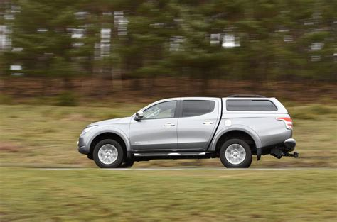 mitsubishi l200 review 2017 autocar