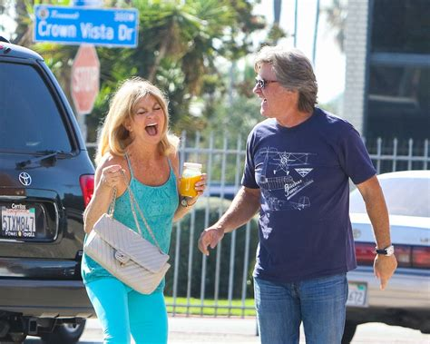 goldie hawn kurt russell movie goldie hawn and kurt russell have the best reaction to