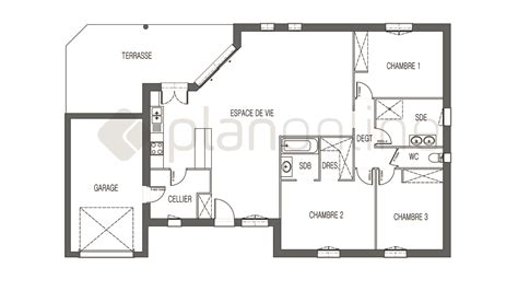 logiciel plan 2d gratuit 4640 plan maison en 2d