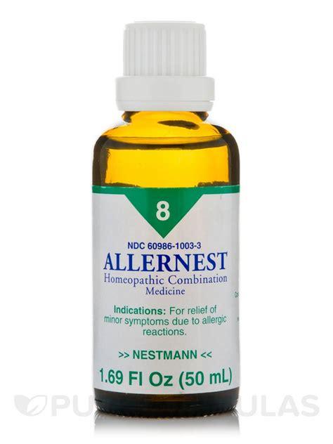 allernest homeopathic liquid 1 69 fl oz 50 ml