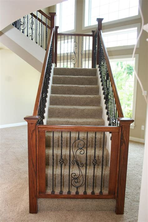 Wooden Baby Gates For Stairs With Banisters Best 25 Baby Gates Stairs Ideas On Pinterest Baby Gate