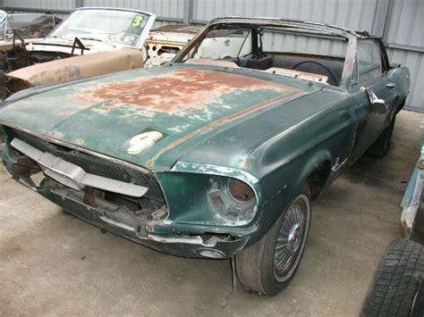 mustang restorations 1967 ford mustang restoration