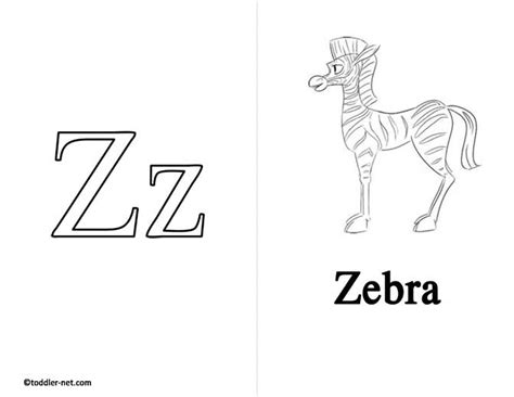 printable flash cards a z free printable letter z flashcard and worksheet