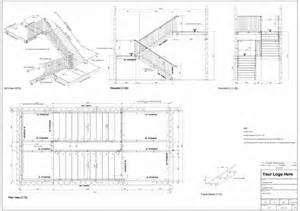 Stairs Details Dwg by Stair Detail Drawings Related Keywords Amp Suggestions