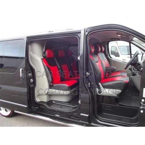 vauxhall vivaro seats vauxhall vivaro crew cab shape up to 2014 6 seat