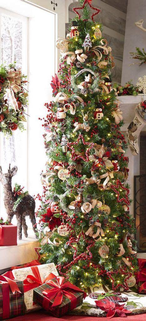 árboles de navidad decorados 2018 tendencias en 225 rboles de navidad 2018 decora