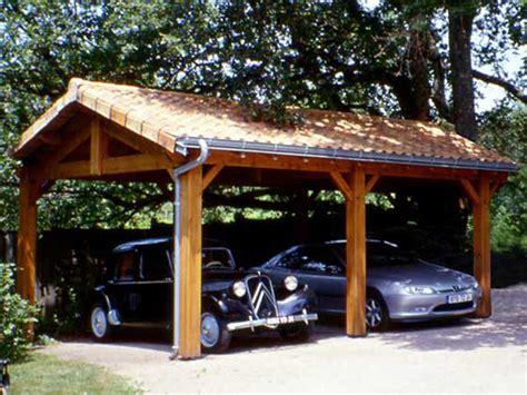 garage 3 voitures garage bois 30 m 178 5 00 x 6 00 x 3 75 m 14793 14796