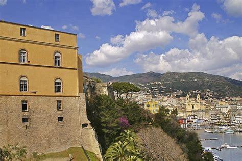 porto della francia la cittadella di bastia corsica francia