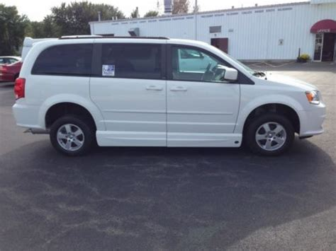 wheelchair vans for sale used 2012 dodge grand caravan sell used 2012 dodge grand caravan handicap wheelchair accessible vmi conversion van in