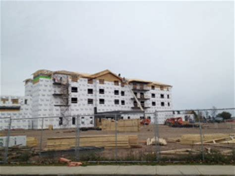 new hotel anchors clayton waterfront re do ncpr news