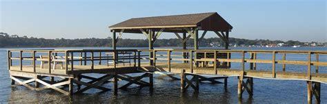 boat dock jacksonville jacksonville dock builder dock repair and deck construction