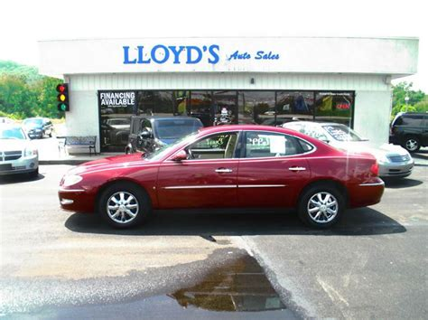 2008 buick regal for sale buick for sale in ky carsforsale