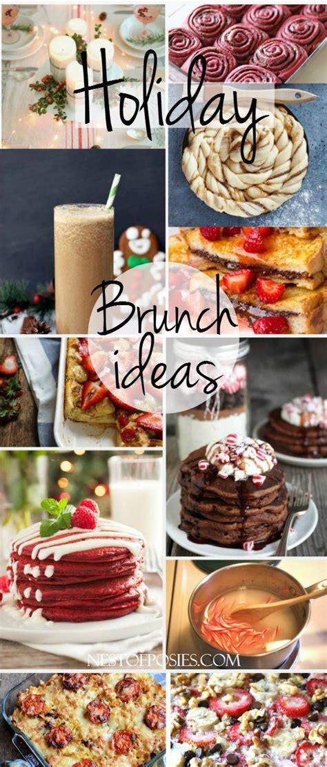 new year breakfast ideas brunch ideas