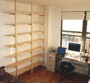 freestanding shelves mccrory
