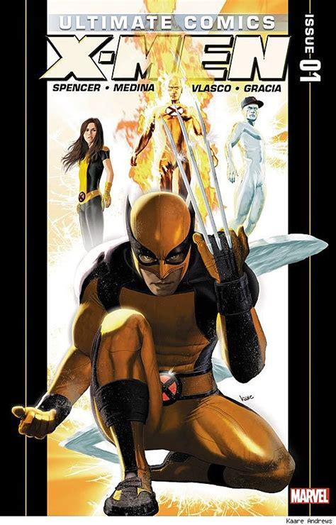 writing comics film style webcomic alliance marvel s ultimate comics reborn under kaare andrews covers