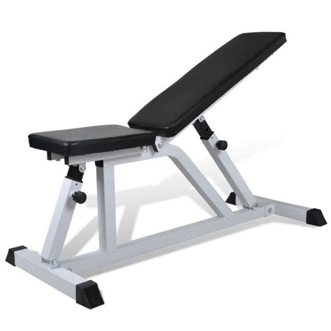 image 3 4 weight bench fitness workout weight bench w 4 level adjustment buy