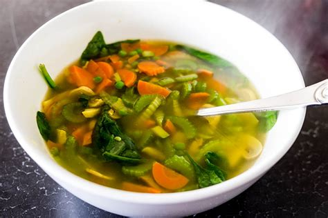 Turmeric Detox Soup by Detox For A Healthy Only Gluten Free Recipes