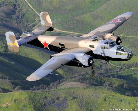 wallpaper cat b25 american b25 b25 mitchell aircraft antique hd desktop
