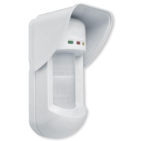 backyard motion sensor alarm rokonet rk312prb watchout pir outdoor motion detector