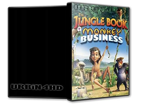 Torrent Mba Books by The Jungle Book Monkey Business 2014 Dvdrip X264