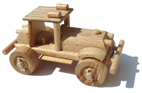 Gel Nde Auto by Gel 228 Nde Auto Aus Massivem Holz Spielzeug Aus Holz