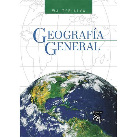 geografa general i 8436259068 geograf 237 a general editorial san marcos