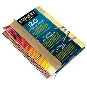 best brand colored pencils for an artist 22046 1120 sargent colored pencils blick materials