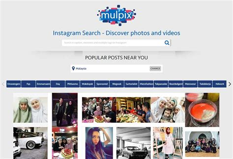 What Are Searching For Right Now Mulpix The Ultimate Instagram Search Tool Available Right Now Dezzain