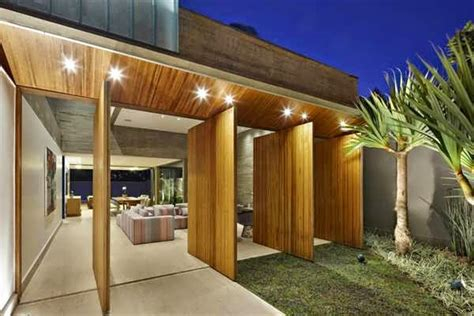 house plans with outdoor living brazilian outdoor living house plan boasts an amazing
