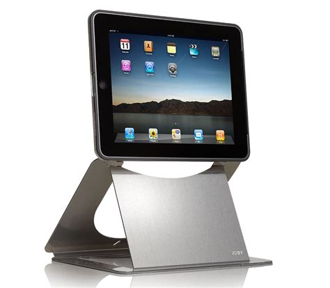 ipad easel joby gorillamobile ori ipad case doubled as fully