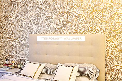 temporary wall paper quot temporary quot wallpaper jess lively