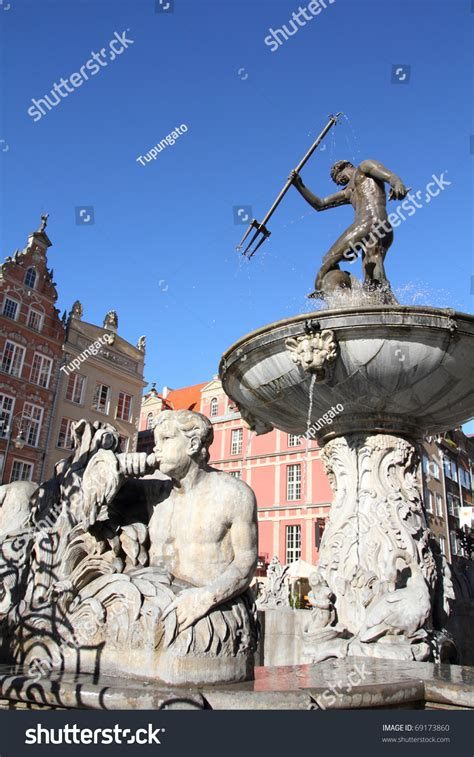 City Also Search For Poland Gdansk City Also Nas Danzig In Pomerania Region Neptune