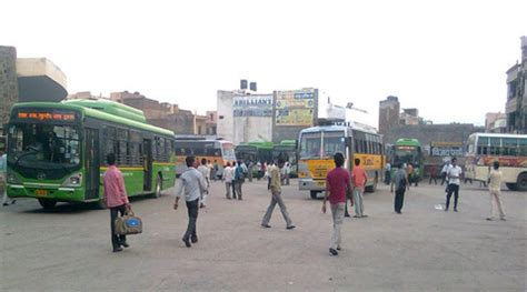 gurgaon depot set for a world class makeover the