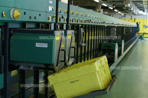centro ufficio lamezia lamezia centro meccanografico postale regionale a rischio