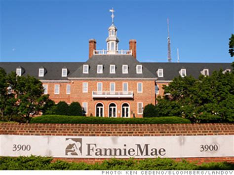what is a fannie mae house fannie mae housing market achilles heel of the expansion total mortgage