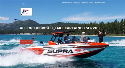 speed boat lake tahoe lake tahoe s all inclusive all lake service concierge